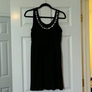 Classic black party dress